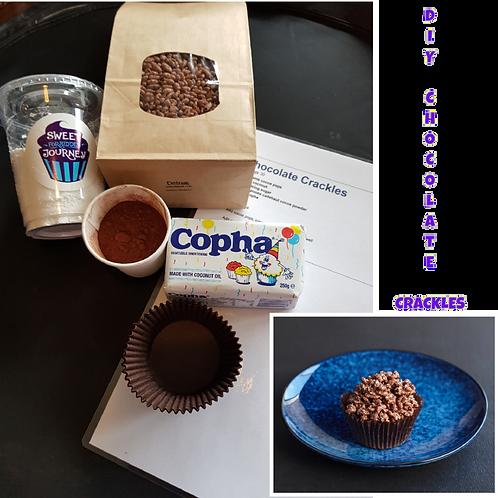 DIY Chocolate Crackes