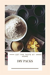 DIY Baking Packs