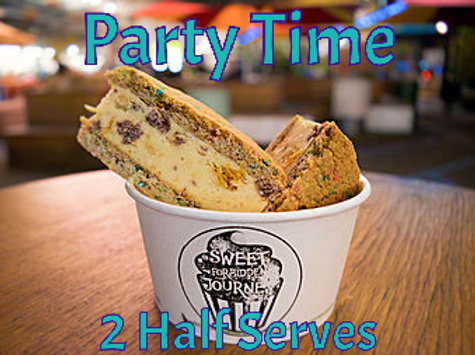 Party Time Ice Cream Sandwich