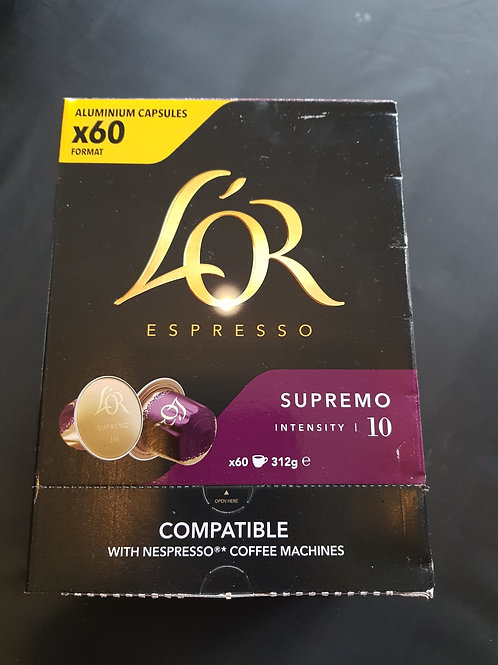 LOR Coffee Pods