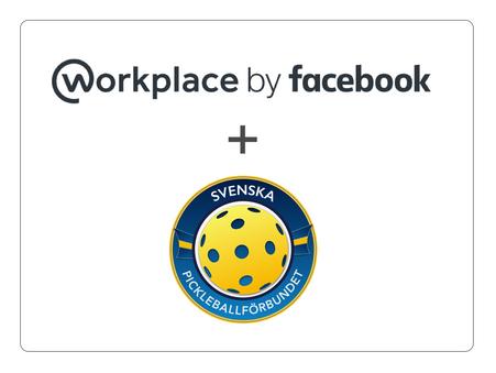 Kansliet är i telefonen - Workplace by Facebook är vårt kontor.