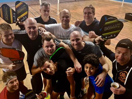 Succé i Stockholm - Racket Sports United