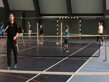 Växjö Tennissällskap satsar på Pickleball!