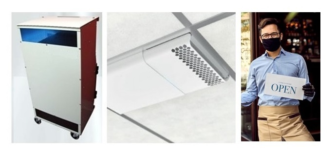 UVC / UVGI & UVV Air Purifiers