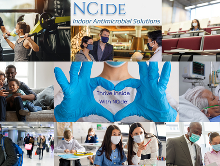 Press Release: NCide - Indoor COVID-19 Solutions, A New Division Of Neo Design Concepts