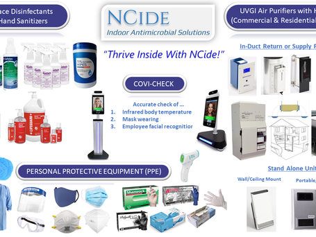 Thrive Inside With NCide!