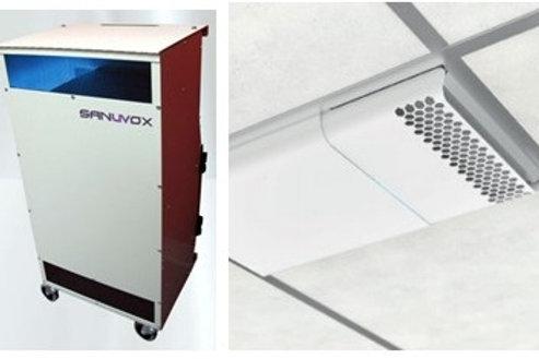 UVV / UVC Stand-Alone Air Purifiers