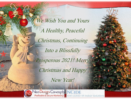 Merry Christmas & Happy 2021 from NCide