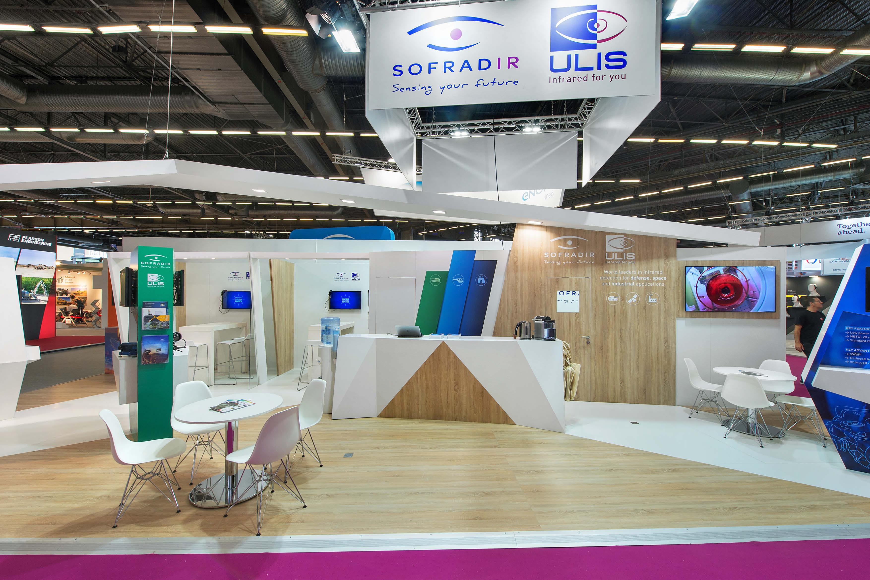 SOFRADIR sur Eurosatory 2018