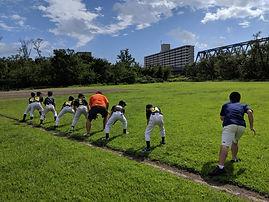 野球合宿 東京
