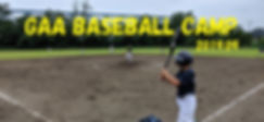 GAA BASEBALL CAMP2019.09
