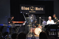 LIVE BLUENOTE MILANO