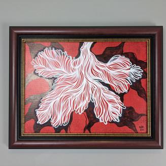 White Black Red II