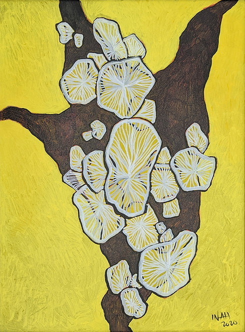 Original - Yellow Dance II