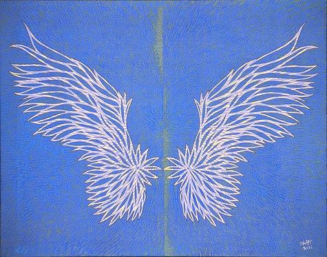 Spread Your Wings Framed III-B