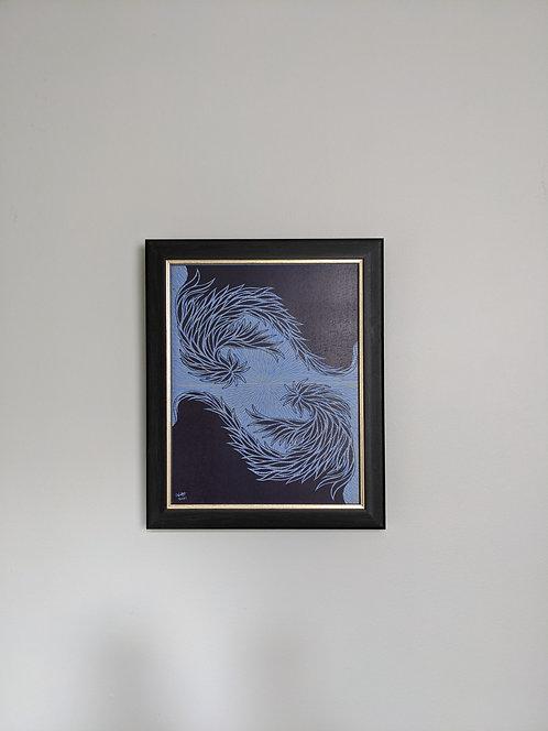 Eye Sea You Framed IV - more colours!