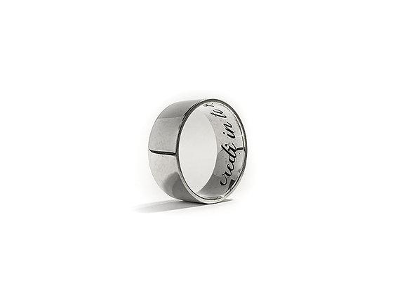Customizable Band Ring