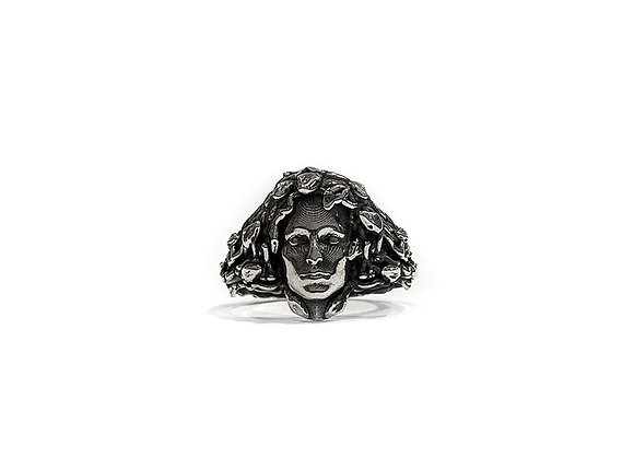 Medusa Gorgon Ring