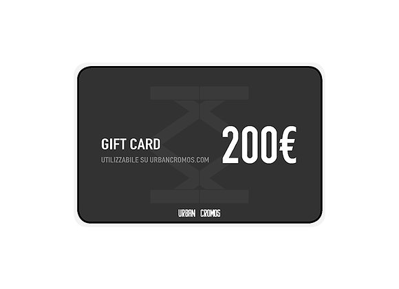 Carta Regalo 200€