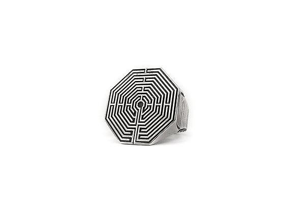 Anello Labirinto - Mnemosine