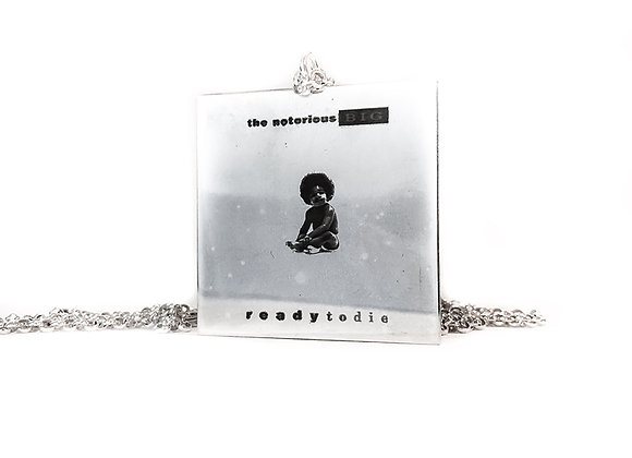 Notorious Big pendant