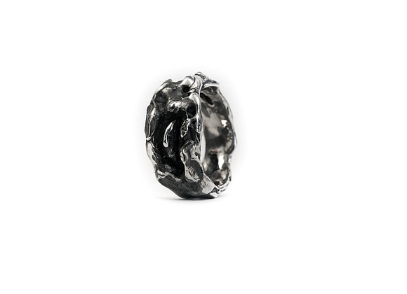 Anello Melted con incisione personalizzabile  - Morfeo