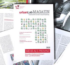urbanLab MAGAZIN