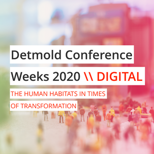 The human habitats in times of transformation  17. - 27.11.2020