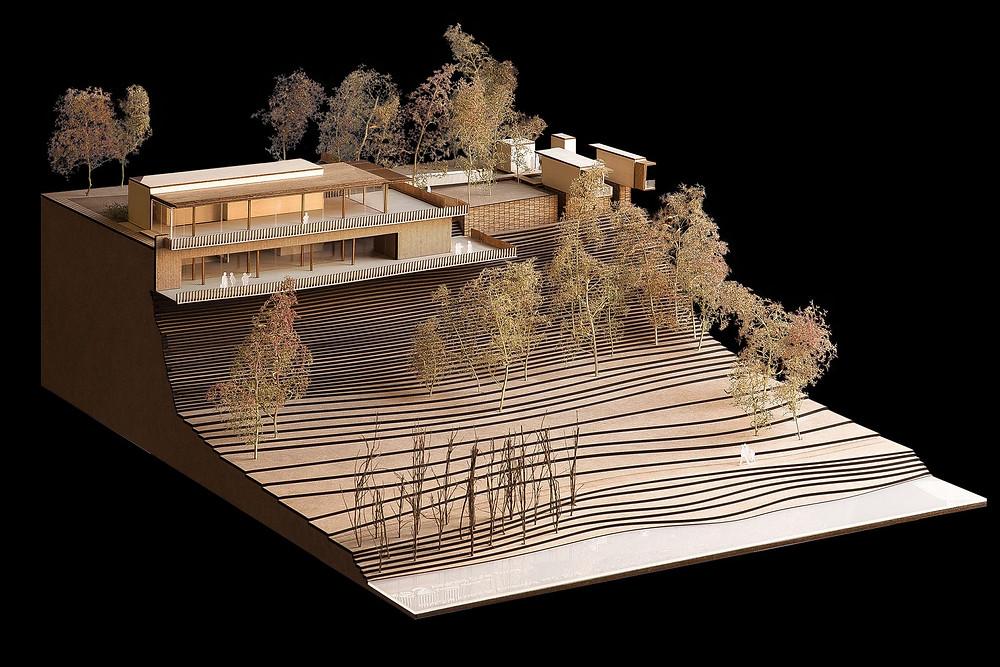 Maqueta arquitectónica
