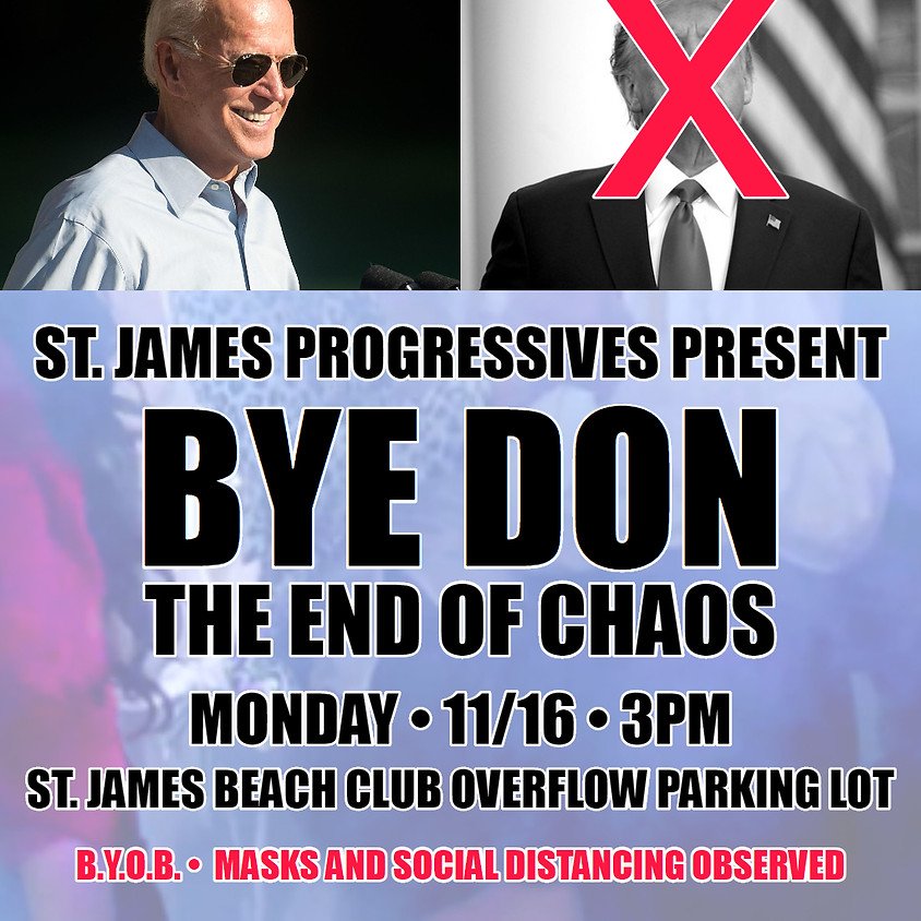 Bye Don - The End of Chaos