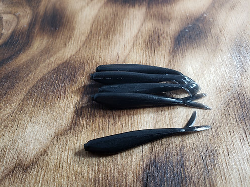 Black Magic Lucky Minnows