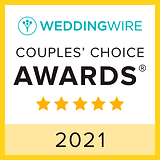 2021 WeddingWire Award