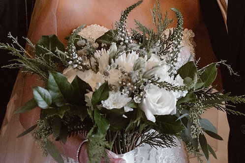 Elopement Floral Package