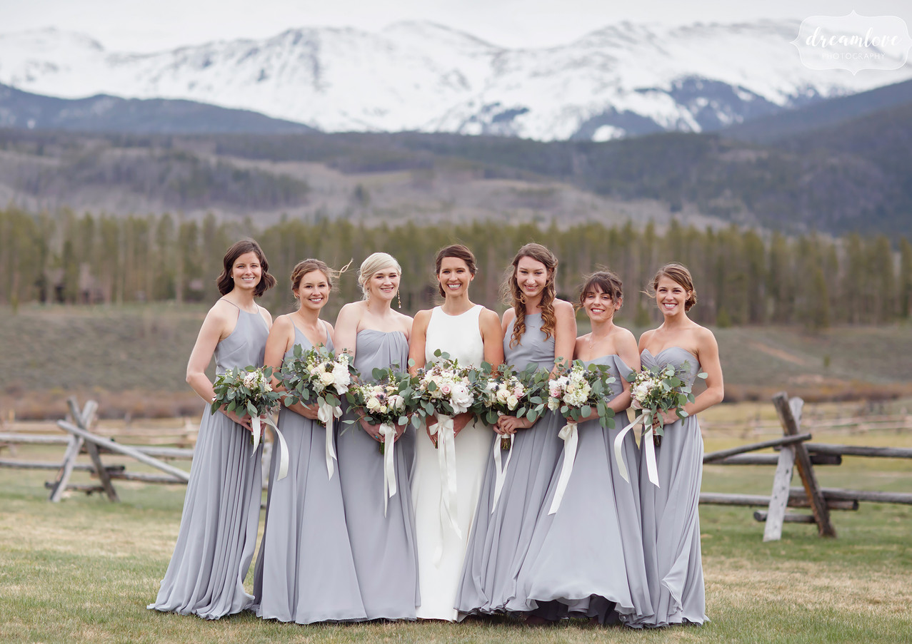 Devils Thumb Ranch Wedding