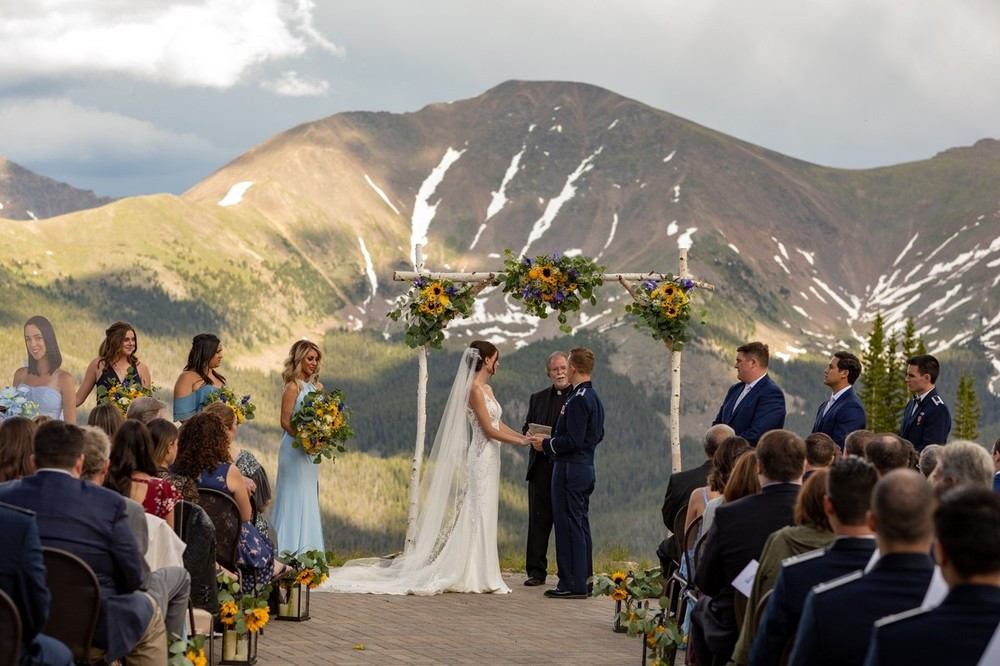 Winter Park Resort Wedding