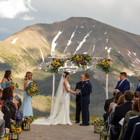 Winter Park Resort Wedding