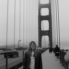 San Francisco's famous bridge