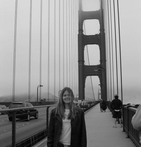 San Francisco's famous bridge