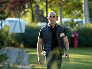 Jeff Bezos and Amazon have the advertising industry looking over its shoulder