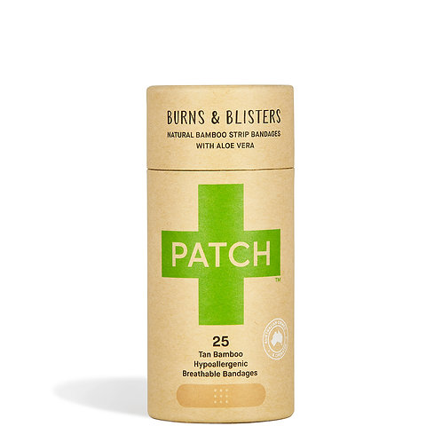 Patch - Organic bamboo plasters - aloe vera