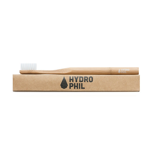 Hydrophil bamboo toothbrush (Natural)