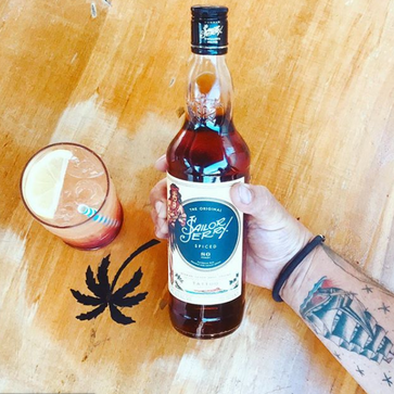 Sailor Jerry cocktail of the day