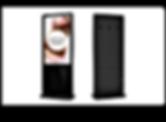 Video Content & 55inchFreestanding Digit