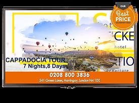 Video Content & Standard 32inch Digital