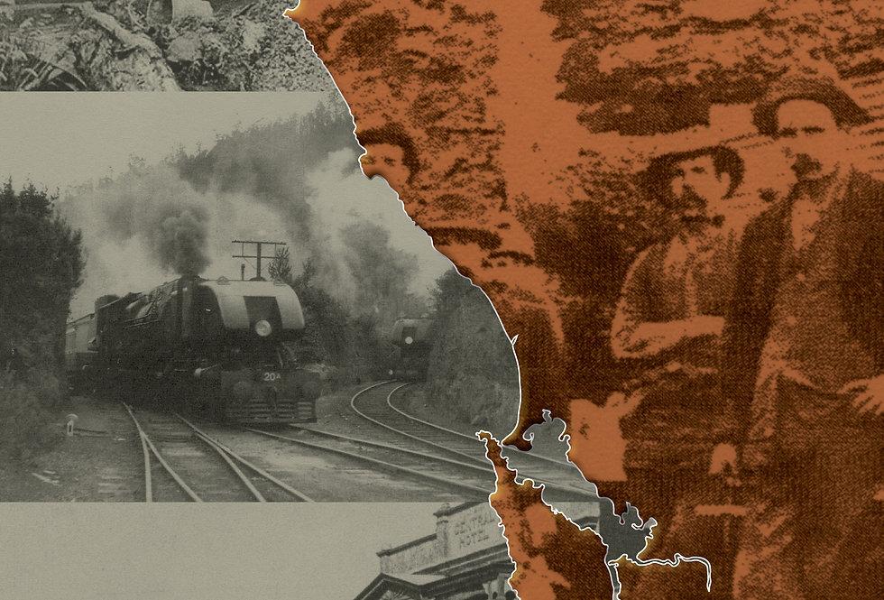 50 Historical Stories of Tasmania's West Coast - Regular
