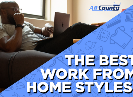 THE BEST WORK FROM HOME STYLES!