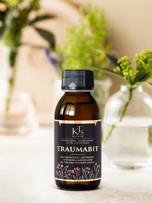 TRAUMABIT (ТРАВМАБІТ) олія з активною протизапальною дією при травмах