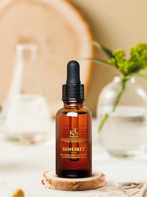SINOBIT (СИНОБІТ) олія для носа з активною протизапальною дією
