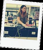 Dj Mixxtress playing at Dayshfit