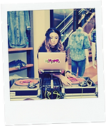 Dj Mixxtress playing at True Religon